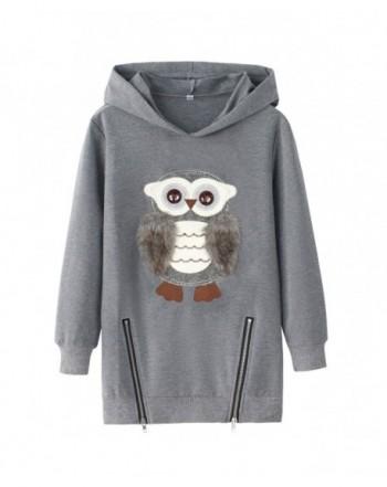 AuroraBaby Hoodies Sweatshirts Adorable Pullover