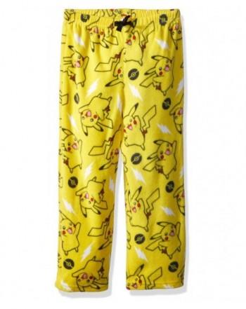 Pok mon Boys Pikachu Lounge Pant