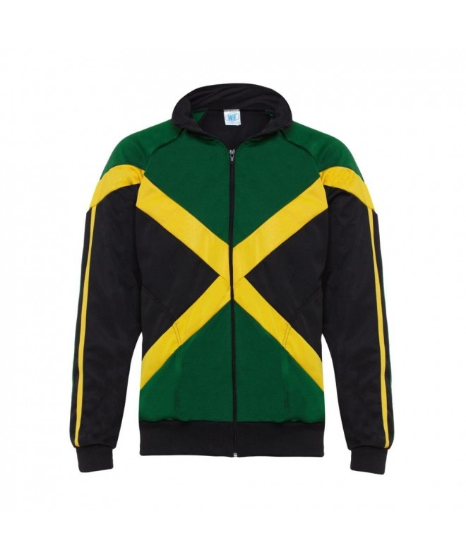 Authentic Jamaican Sleeved Childrens Zip Up