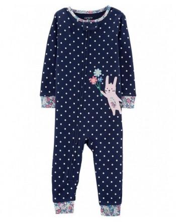 Cheap Designer Girls' Blanket Sleepers