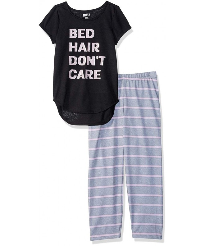 Crazy Girls Sleeve Resistant Pajama