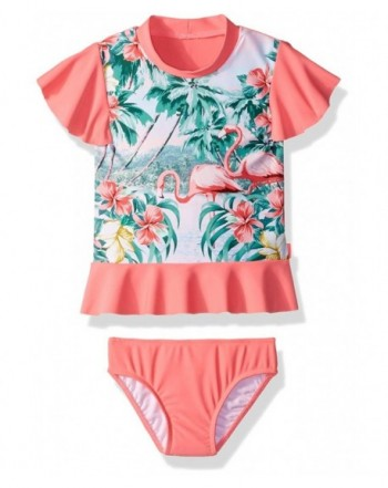 Seafolly Girls Little Guard Swimsuit