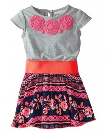 Rare Editions Little Girls Casual