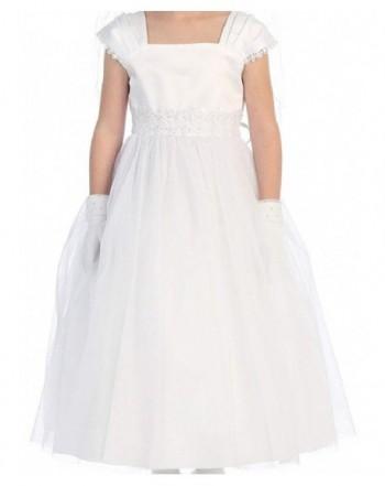 BluNight Collection Little Communion Dresses