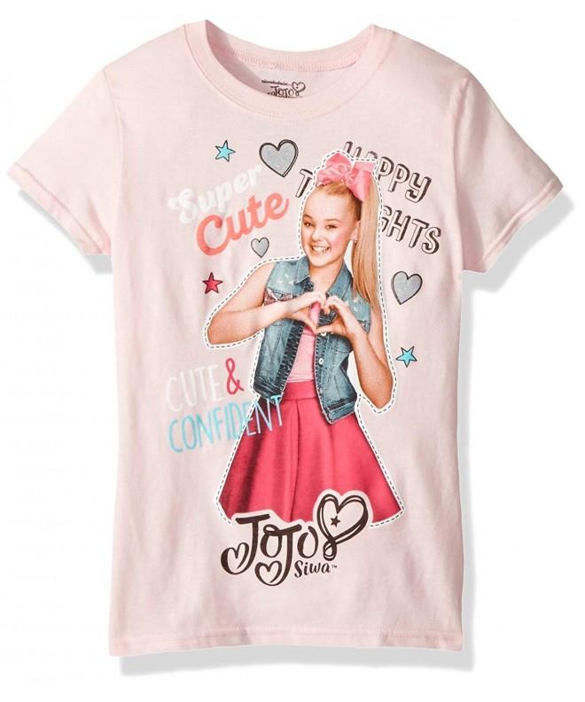 Jojo Siwa Confident Sleeve T Shirt