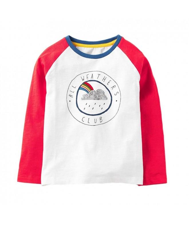 SanReach Rainbow Sweatshirt Crewneck Pullover