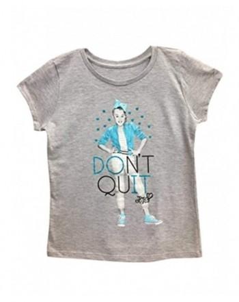 Jojo Siwa Dont Girls Shirt